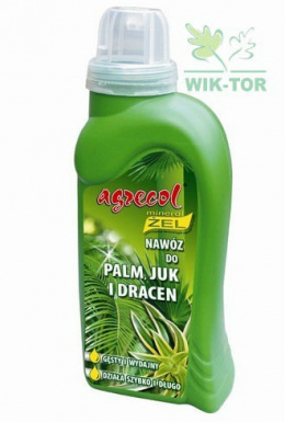 Nawóz w żelu do palm, juk, dracen 250ml