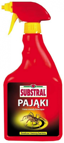 Substral płyn na pająki 750ml