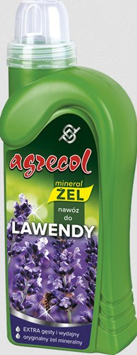 Nawóz do lawendy 0,5l mineral żel