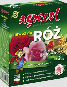 Nawóz do róż 1,2kg Agrecol